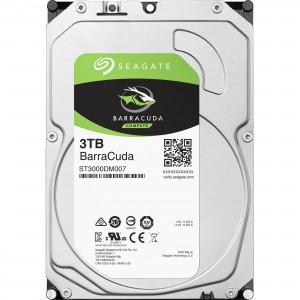 """3.5"""" INTERNAL HDD SEAGATE 3TB BARRACUDA"""
