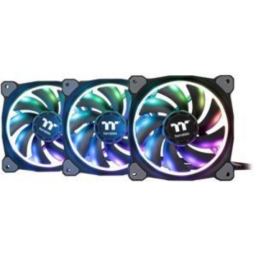 THERMALTAKE 120MM RIING PLUS 12 5-1 CASING FAN