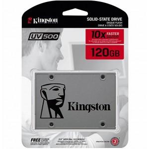 """KINGSTON 2.5 """" SSD 120GB  SATA"""
