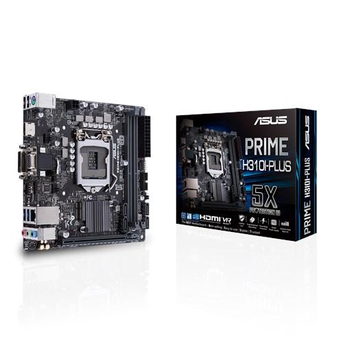 ASUS  PRIME H310i- PLUS