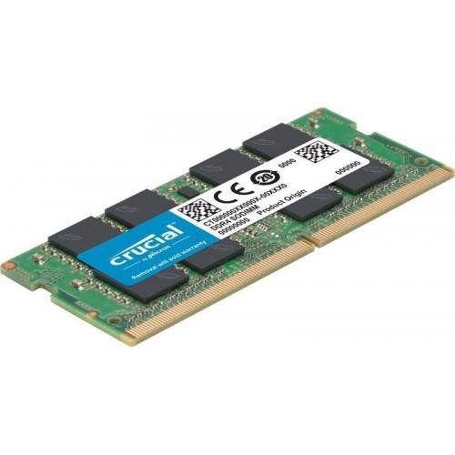 CRUCIAL 16GB PC4-2666 DDR4-SODIMM