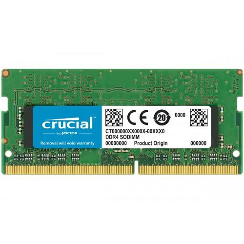 CRUCIAL 16GB PC4-2400 DDR4-SODIMM