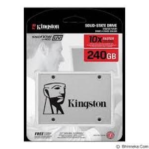 """KINGSTON 2.5 """" SSD 240GB  SATA"""