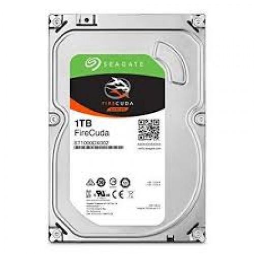 """3.5"""" INTERNAL HDD SEAGATE  1TB FIRECUDA"""
