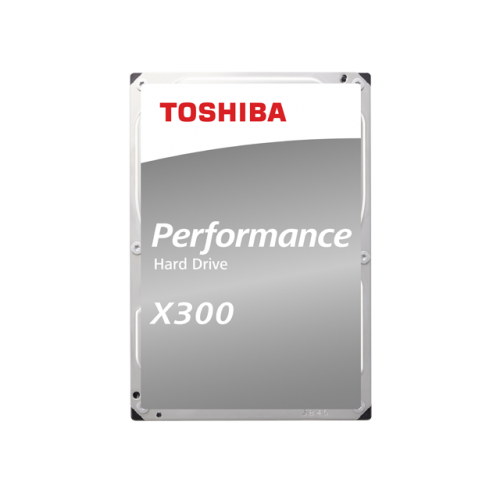 "3.5"" INTERNAL HDD TOSHIBA - 4 TB X300"