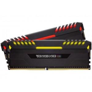 CORSAIR 16GB 3000MHZ (8GB*2) VENGEANCE RGB DDR4