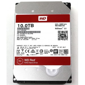"3.5"" INTERNAL HDD WD RED - 10TB"