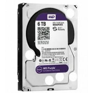 """3.5"""" INTERNAL HDD WD PURPLE - 6TB"""