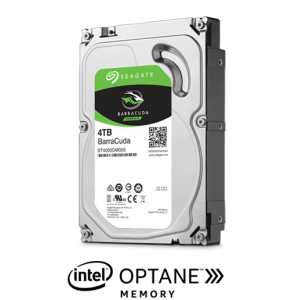 SEAGATE BARRACUDA - 4 TB