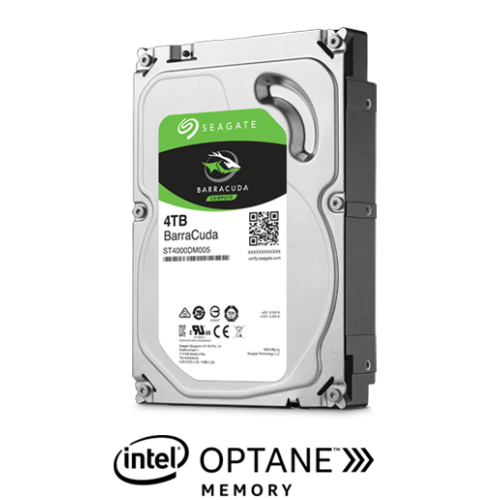 "4TB - 3.5"" SEAGATE BARRACUDA INTERNAL HDD"