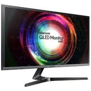 "Samsung 31.5""LU32J590CWE UHD Gaming Monitor"