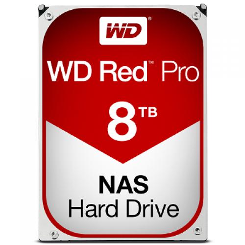 "3.5"" INTERNAL HDD WD  8TB RED PRO"