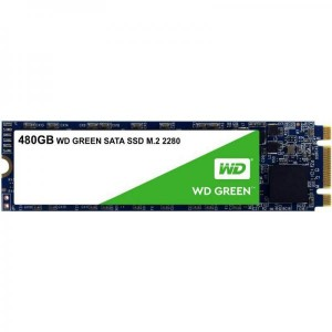 WD 480GB GREEN M.2 SSD