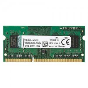 KINGSTON 8GB PC1600 DDR3 -SODIMM
