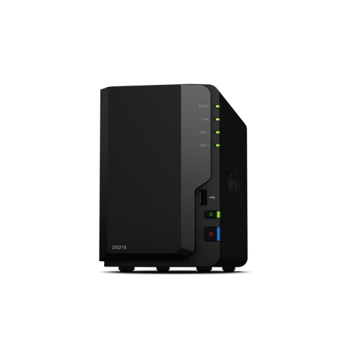 Synology DS-218 2-Bay NAS
