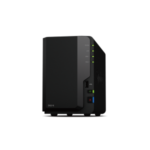 Synology DS-218+ 2-Bay NAS