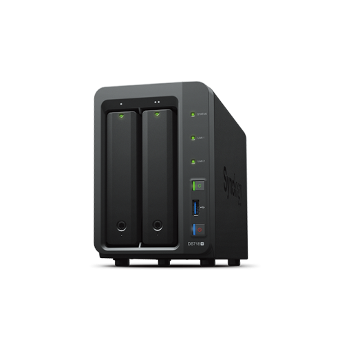 Synology DS-718+ II 2-Bay NAS