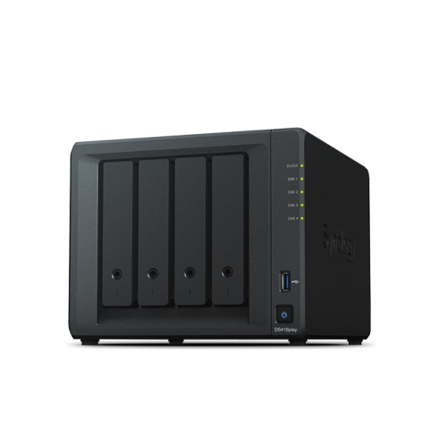 Synology DS-418Play 4-Bay NAS