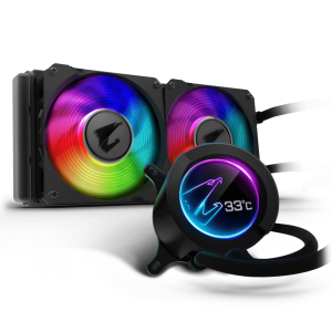 GP Aorus Liquid Cooler 280MM RGB
