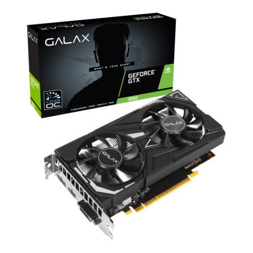 GALAX GTX1650 4GB EX 1 CLICK OC