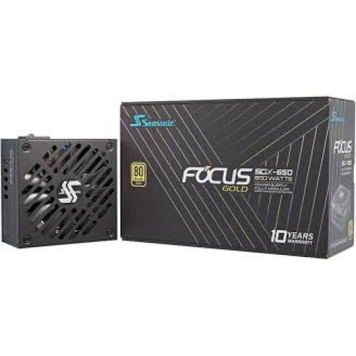 Seasonic Focus SGX 650W SFX Gold Modular