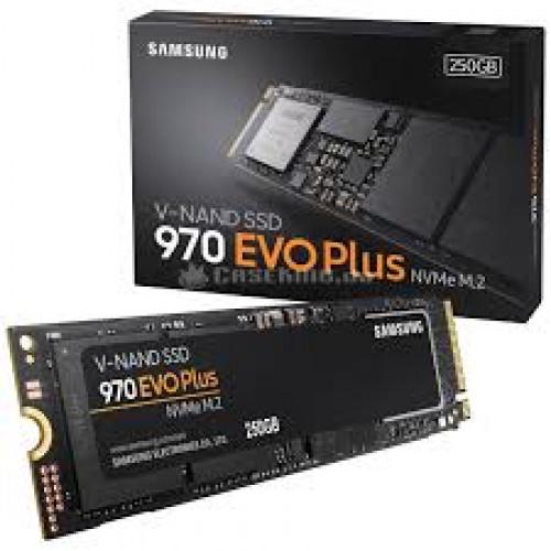 SAMSUNG 970 EVO PLUS 1TB  M.2 NVMe