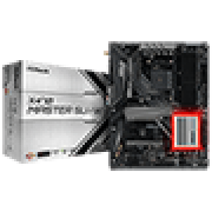 ASROCK X470 MASTER SLC AC