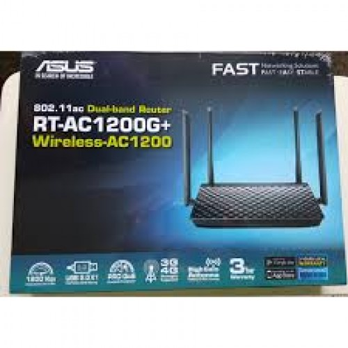 ASUS AC1200G+ DUAL-BAND ROUTER - RT-AC1200G+