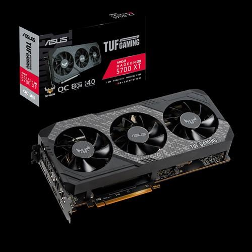 ASUS TUF GAMING RX5700 8GB