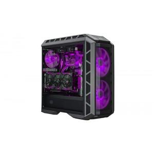 CM MASTERBOX H500P BLACK  RGB  TG CASING