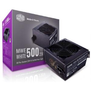 CM MWE WHITE 500W 80+ 230v EU PSU