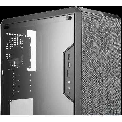 CM MASTERBOX Q300L M-ATX WINDOW CASING
