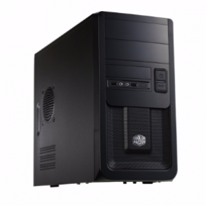 COOLERMASTER 343 WITH 400W PSU CASING