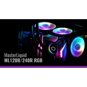 COOLERMASTER LIQUID ML240R RGB