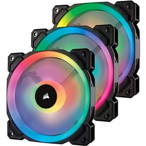 CORSAIR ML120 PRO  RGB 3 FAN