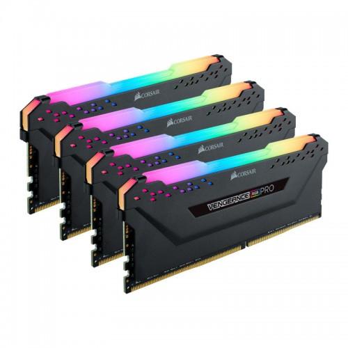 CORSAIR VENGEANCE RGB PRO 2666 MHz CL16 -32GB