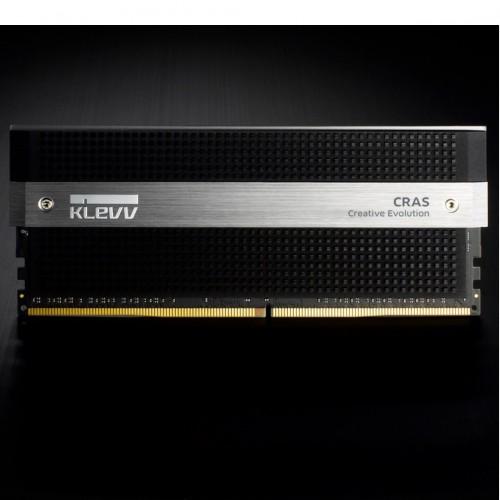 KLEVV CRAS II WHITE LED  2666MHz CL15 -16GB