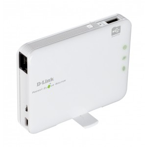D-LINK PORTABLE ROUTER AP
