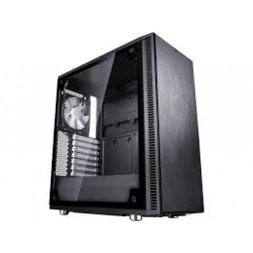 FRACTAL DESIGN DEFINE C TEMPERED GLASS CASING
