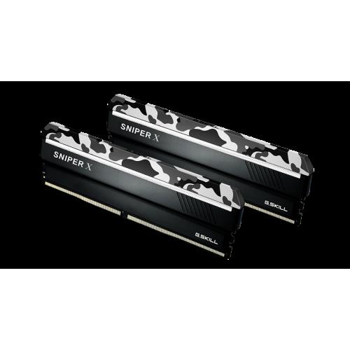G.SKILL SNIPER X (8GB X 2) 3600 Mhz