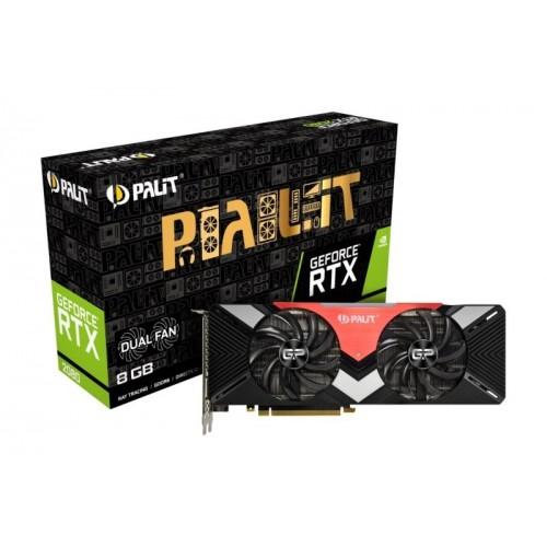 PALIT RTX2080 8GB DUAL FAN GDDR6