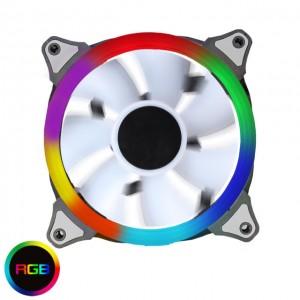 GAMEMAX 120MM LED RING CASING FAN