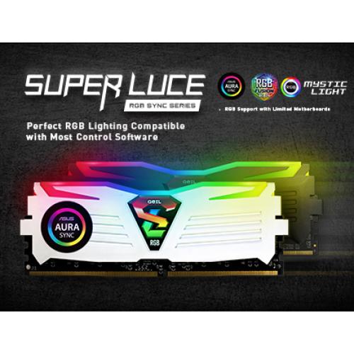 GEIL 32GB 3000 (16GB*2) SUPER LUCE DDR4 RAM