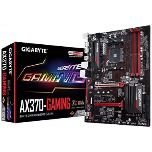 GIGABYTE AX370-GAMING5 MOTHERBOARD AM4