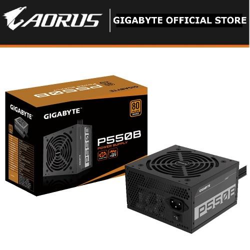 GIGABYTE 550W 80+ BRONZE - P550B PSU