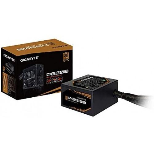 GIGABYTE 650W 80+ BRONZE - P650B PSU