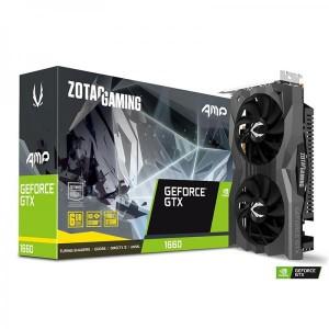 ZOTAC GTX1660 6GB AMP GDDR5 PCI-E