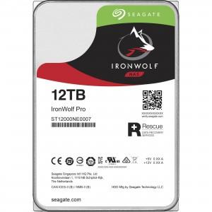"""3.5"""" INTERNAL HDD SEAGATE  12TB IRONWOLF PRO"""