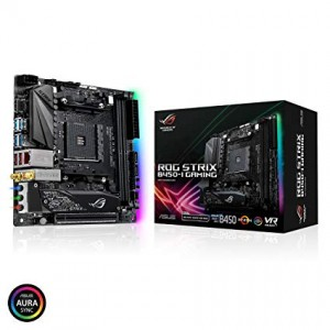 ASUS B450-I GAMING ROG STRIX MOTHERBOARD AM4