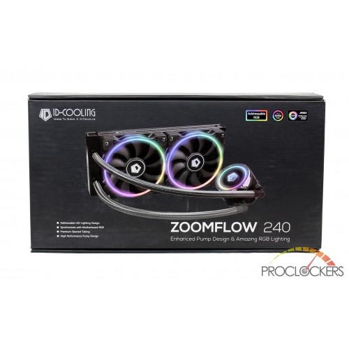 ID COOLING CHROMA FLOW 240 RGB